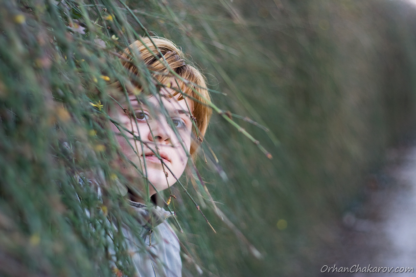 Лили. Фотограф - Орхан Чакъров, град Варна
