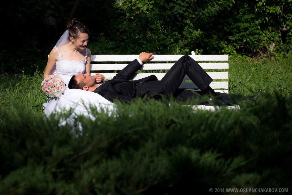 Гери и Марин. Фотограф - Орхан Чакъров, град Варна